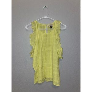 Universal Thred Yellow Blouse ✨